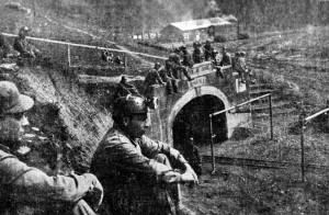 1947 - Apertura de 1947 mina
